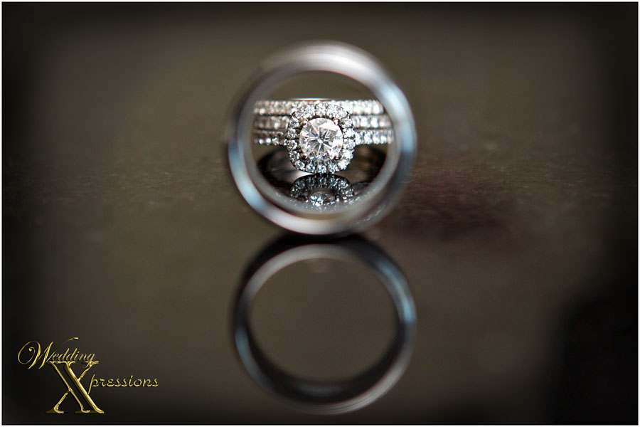 white gold diamond wedding rings