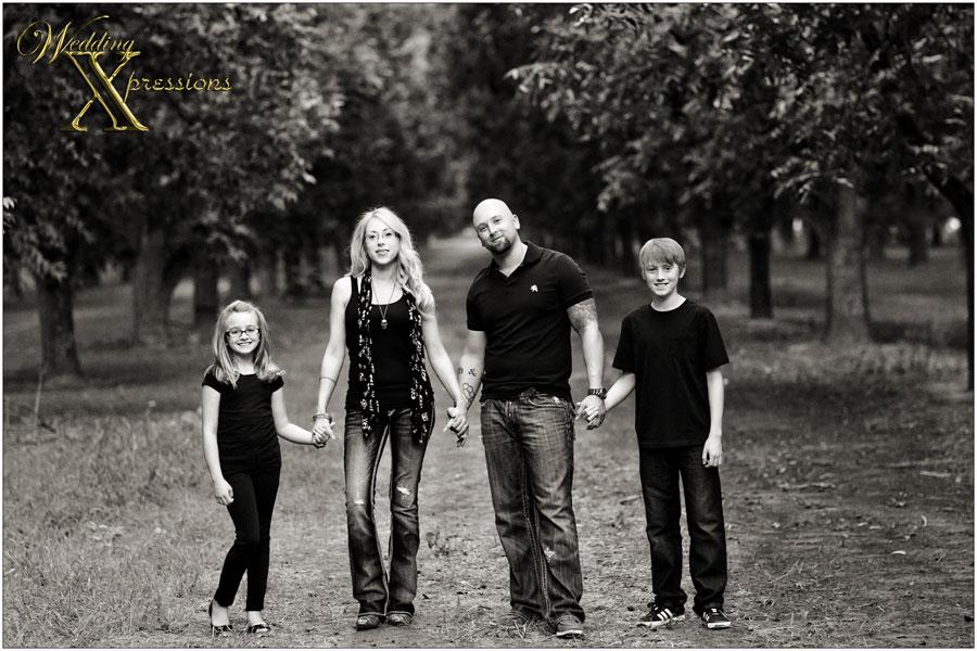 Las Cruces family portraits