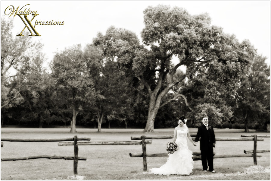 black and white wedding photography in El Paso, TX
