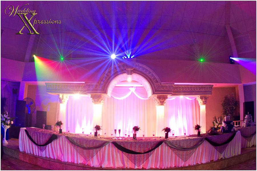 Crystal Palace Ballroom in El Paso, TX