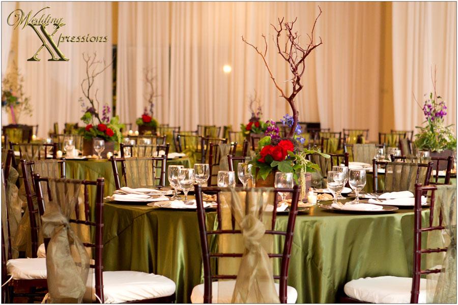 floral arrangements by Fiori