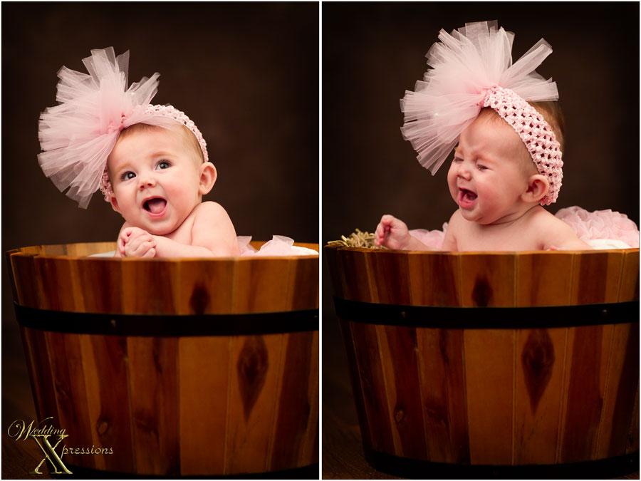 Kayleigh baby portraits