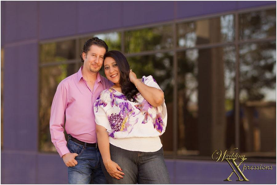 El Paso engagement photography