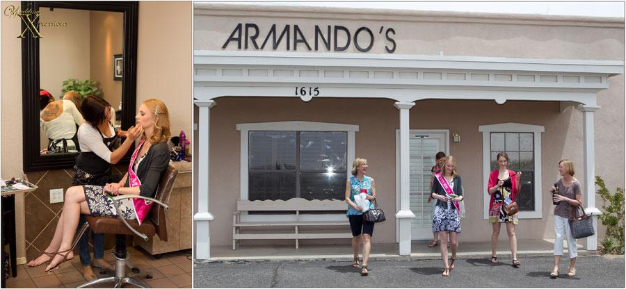 Armando's beauty salon