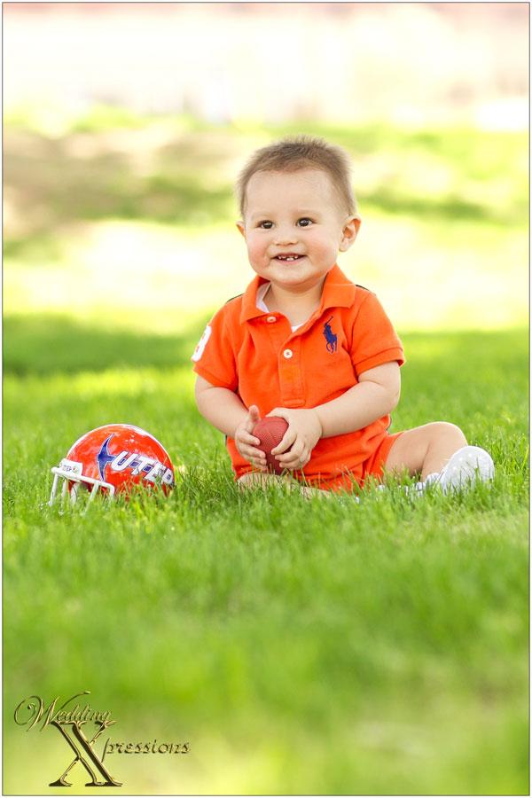 UTEP baby portraits