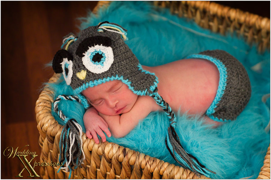El Paso newborn photography