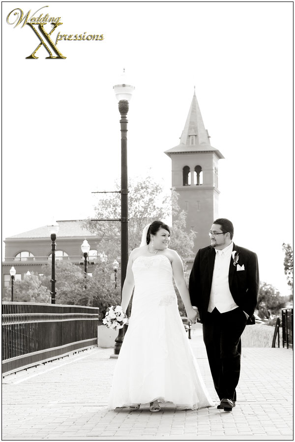 wedding photography in downtown El Paso, TX