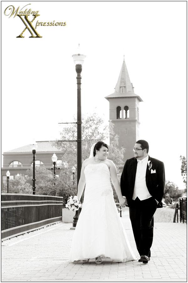 wedding photography in downtown El Paso, TX