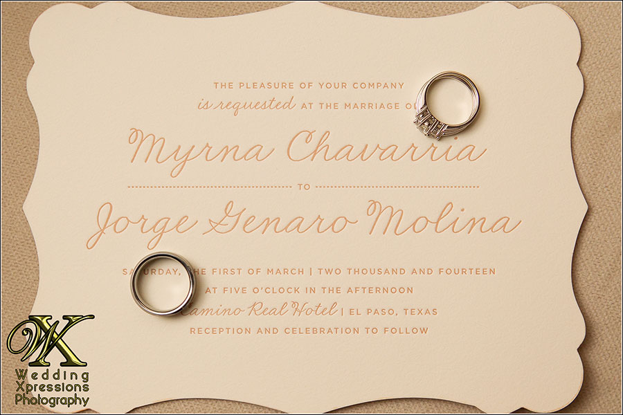 Jorge & Myrna's wedding