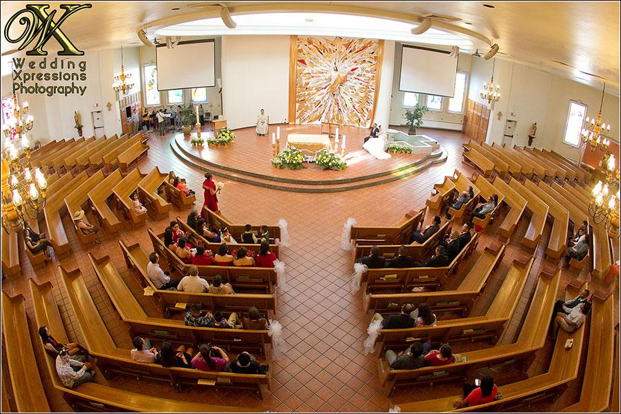 St. Pius church