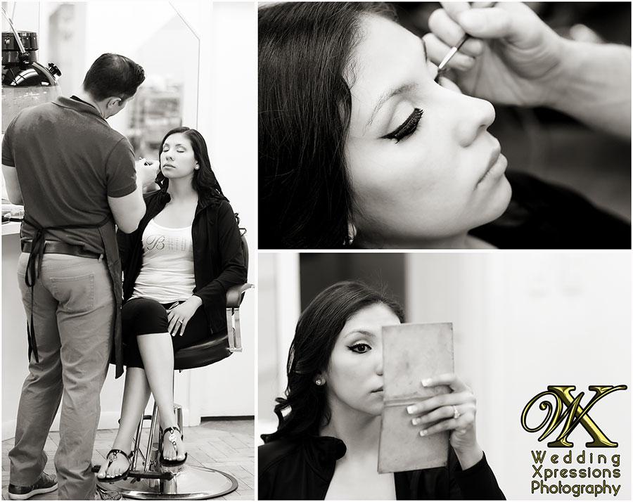 bridal makeup in El Paso
