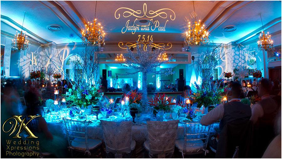 wedding at the El Paso Country Club