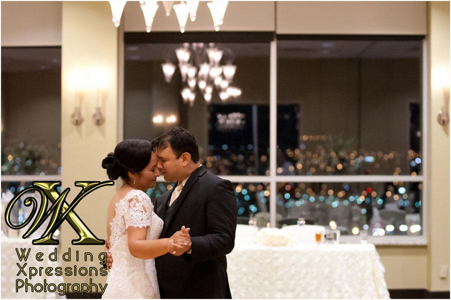 wedding at Doubletree in El Paso