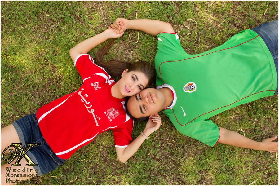 engagement soccer shirts