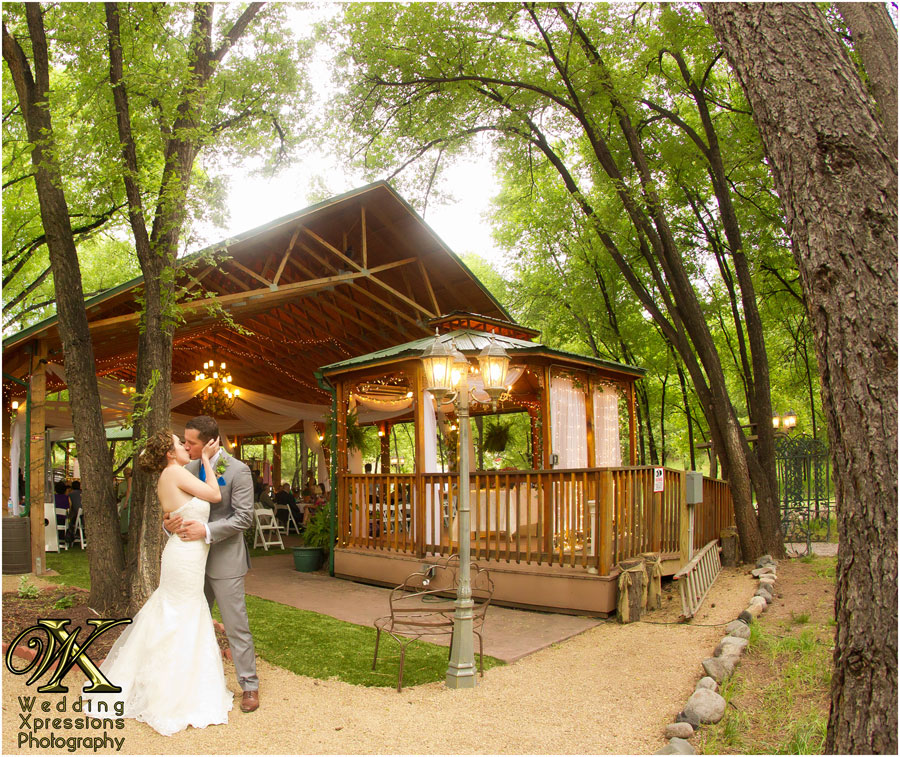 wedding at Sanctuary in Ruidoso