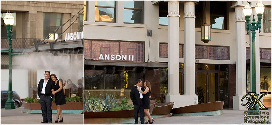 Anson 11 Downtown El Paso engagement