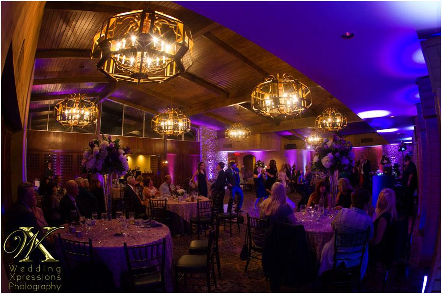 wedding at the Coronado Country Club in El Paso