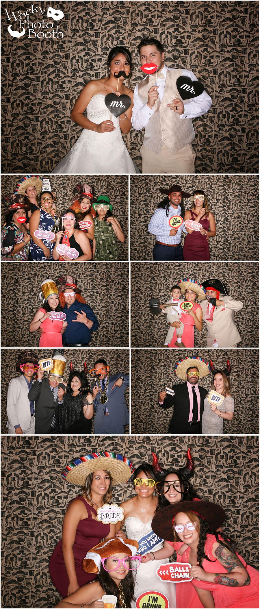 Wacky Photo Booth in El Paso