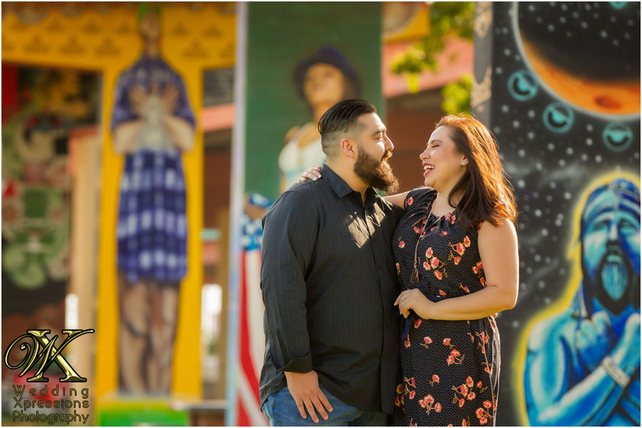 Cesar & Lizabeth's engagement session