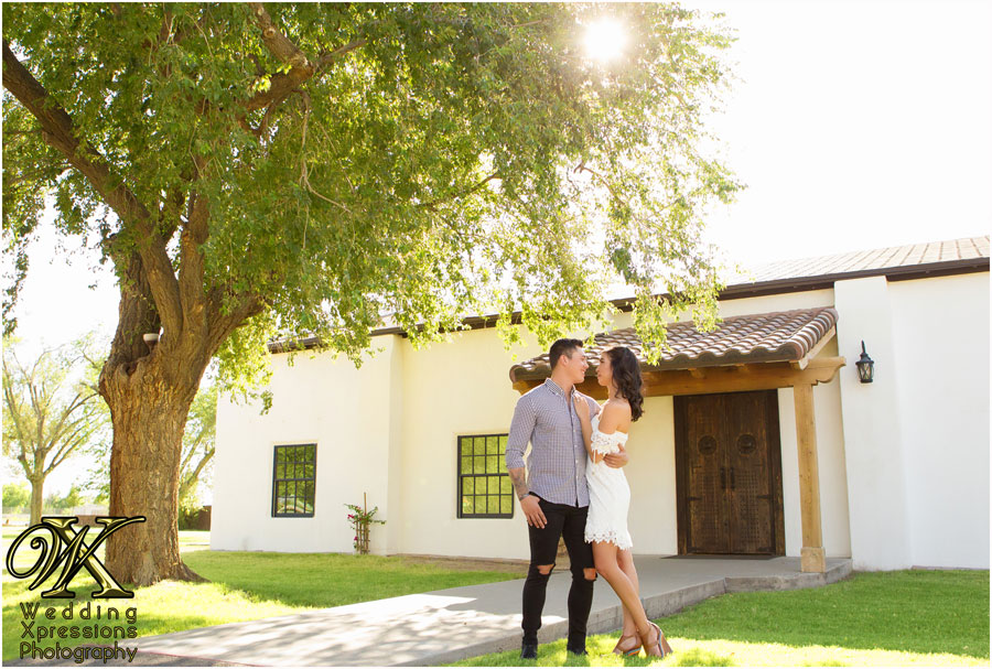 Nathan & Vianey's engagement session at Los Portales