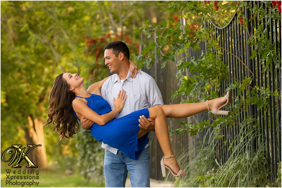 El Paso engagement photographers