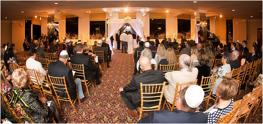 Jewish wedding ceremony in El Paso Texas