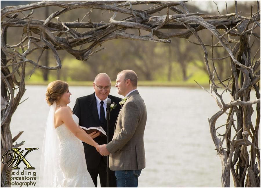 vows during wedding