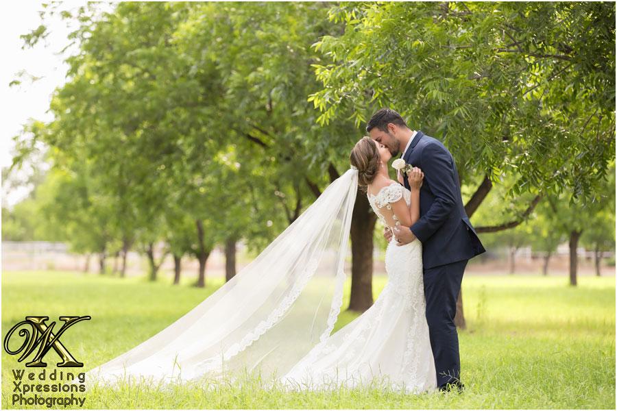 Matt & Cassandra's wedding in El Paso Texas