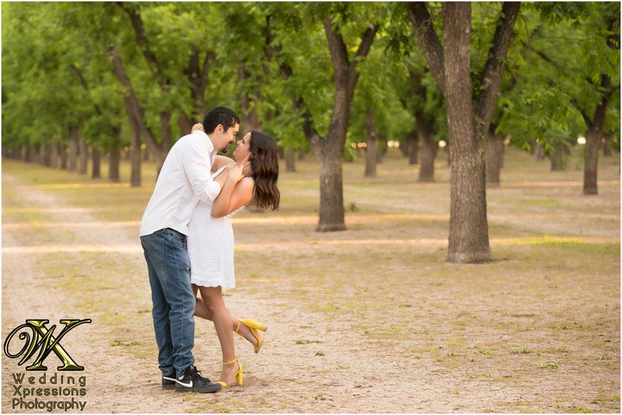 beautiful engagement photography by El Paso wedding photographers