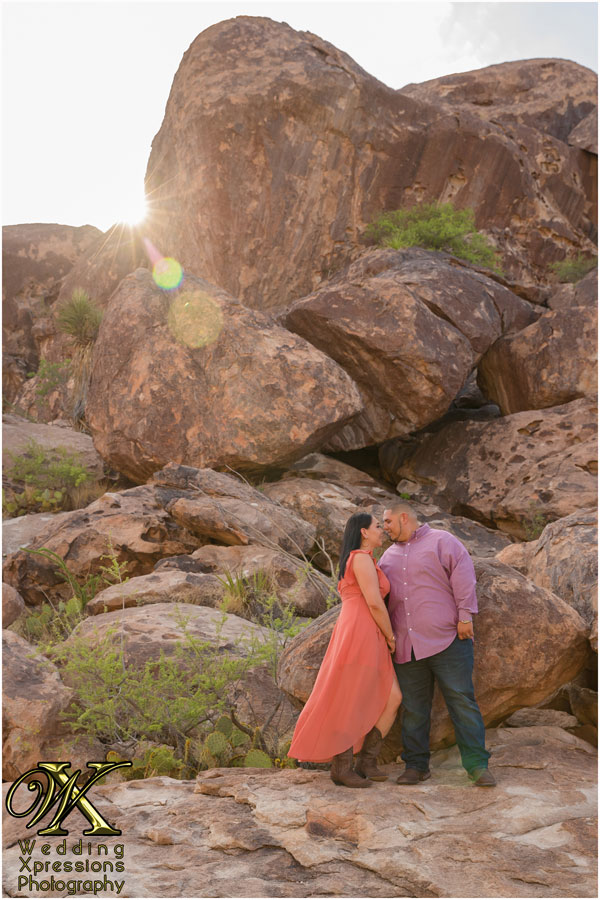 engagement photography in El Paso