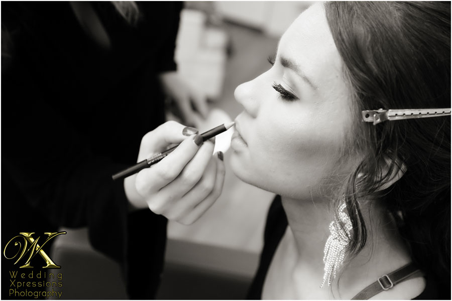 bridal makeup in El Paso