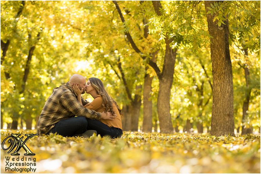 Jason & Diane's engagement photography session