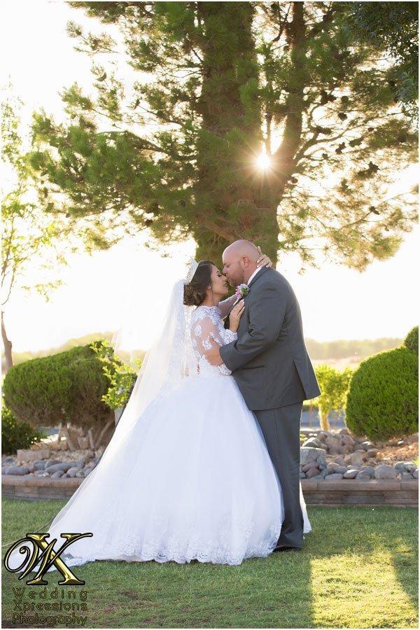 Jason and Diane, wedding couple