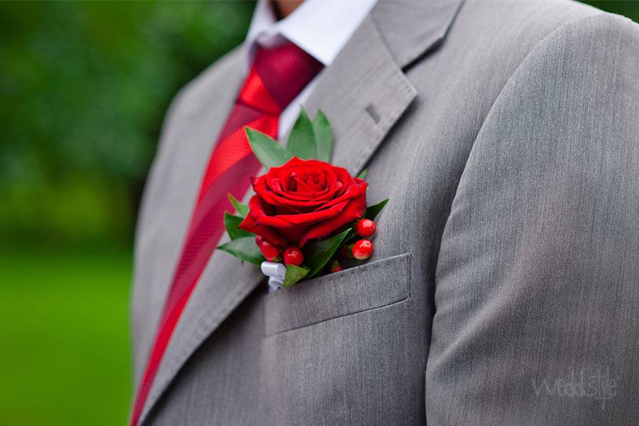 Hochzeitsanstecker Blumenanstecker F 252 R Br 228 Utigam Weddstyle