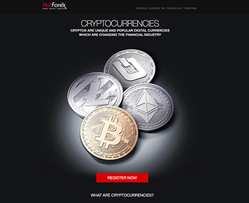 Trade cryptos