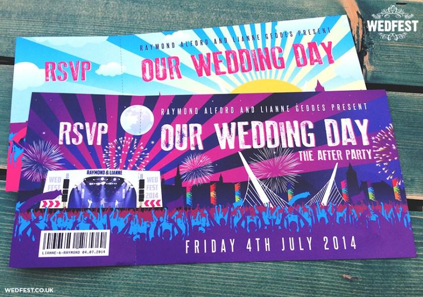 Wedding Invitations Derry City Invitation Sle
