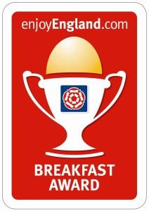 enjoy England breakfast award