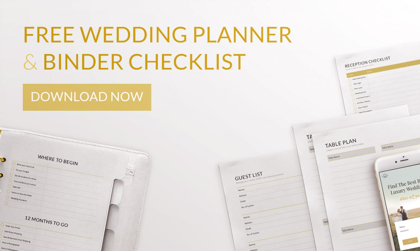 Ultimate Free Printable Wedding Planning Checklist