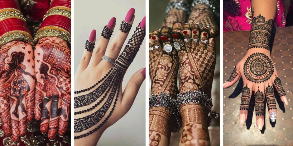 30 Latest Eid Mehndi Designs To Embrace Ramzan In 2019 2020