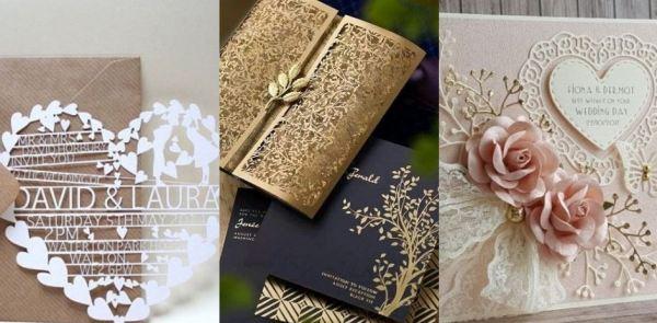 Wedding Invitation Cards 2019