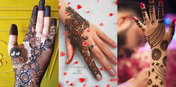 Simple Arabic Mehndi Designs 2019
