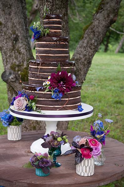 Navy Rustic Boho Chic Wedding Ideas Wed Me Pretty