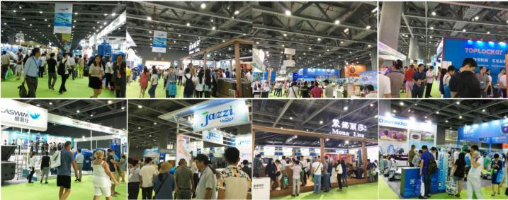 Asia Pool & Spa Expo 1