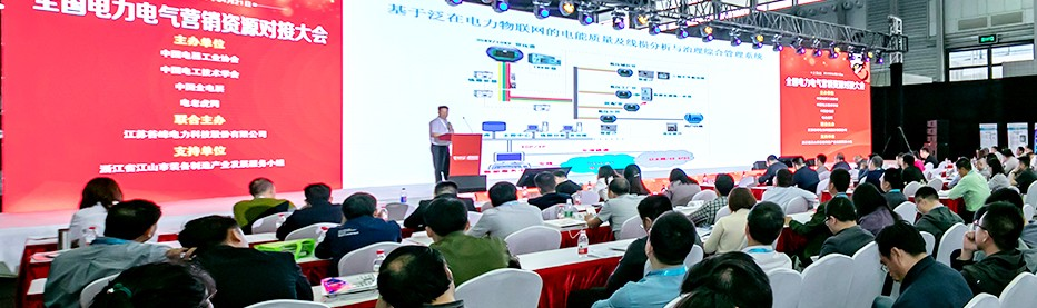 China International Electric Power & Electric Engineering Smart grid Exhibition 1