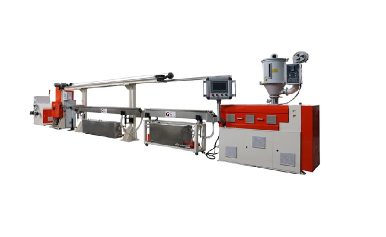 Single Screw 3D Printing Filament Production Line