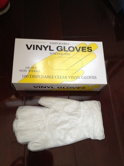 Disposable Vinyl Glove Dipping Production Line 8