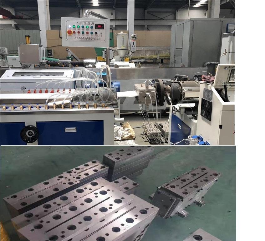 PVC Laminated Ceiling Panel Making Machine 33