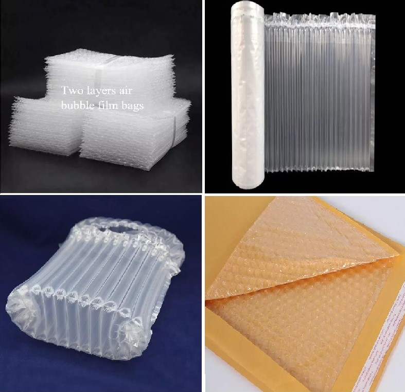 Multi-Layer Double Screw Air Bubble Film Wrap Sheet Making Machine 8