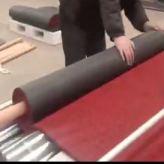 PVC Double Color Coil Floor Mat Production Line 9