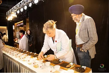 China (Shenzhen) International Tea Industry Expo 1